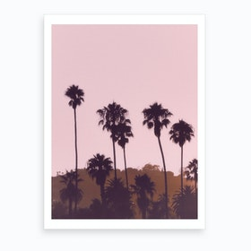 California Dreaming I Art Print