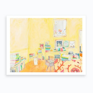 A Room For Matisse Art Print