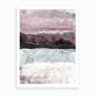 Watercolors 24 Art Print