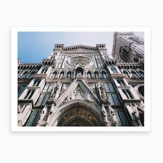 Cathedral Santa Maria Art Print