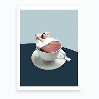 Morning Rituals Art Print