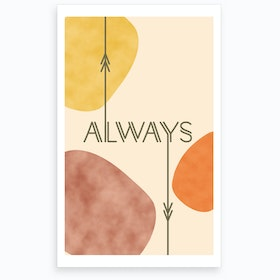 Wrong Always Art Print