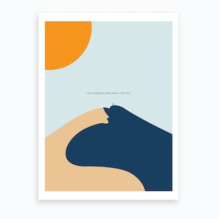 Made For You Art Print