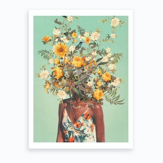You Loved Me 1000 Summers Ago Art Print