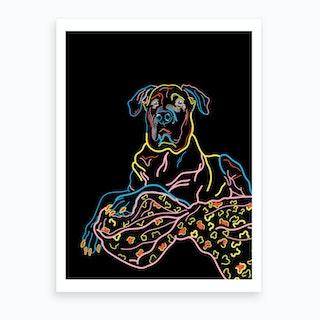 Kummel Art Print