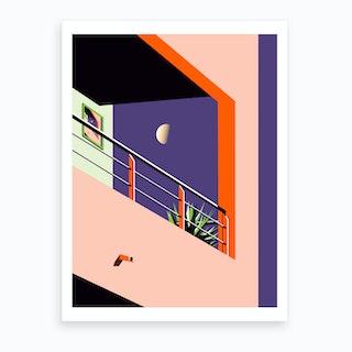 Midnight Dream's II Art Print