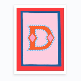 D Art Print