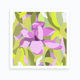 Magnolia 2 Art Print