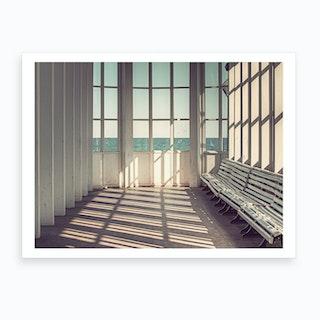 Ostsee 01 Art Print