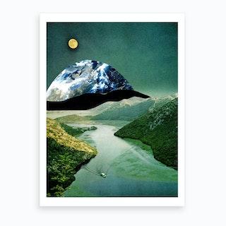 Big Wide World Art Print