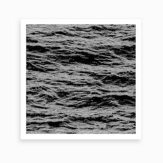 Beachnoir IX Art Print