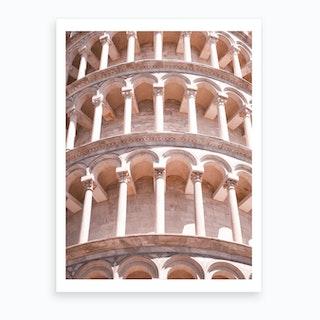 Pisa II Art Print