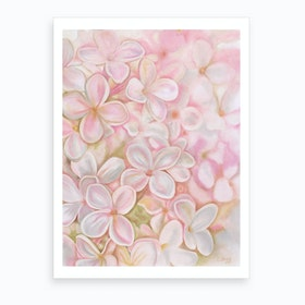 The Essence Of Spring Art Print