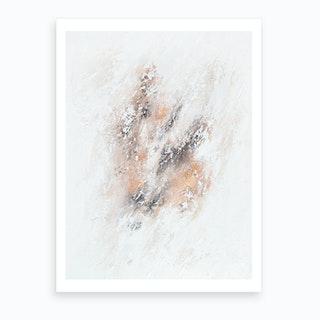 Snowstorm Art Print