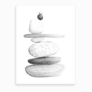 Cairn 1 Art Print