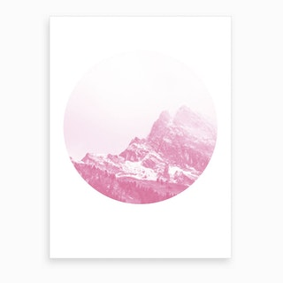 Mountain 2 Art Print