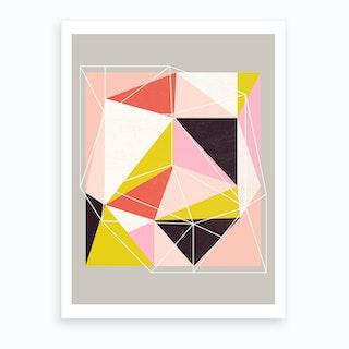 Area 1 Art Print