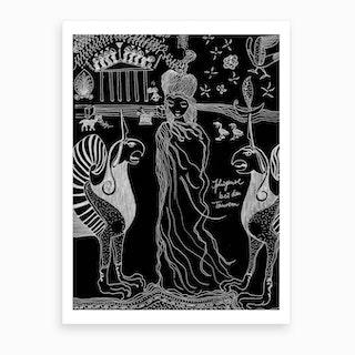 Iphigenie Art Print