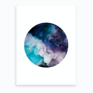 Whirl Art Print
