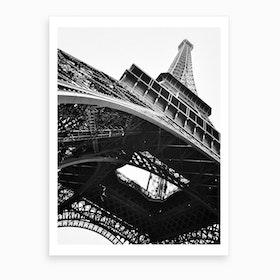 Eiffel I Art Print