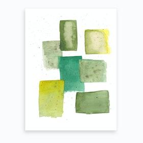 Cyra 5 Art Print