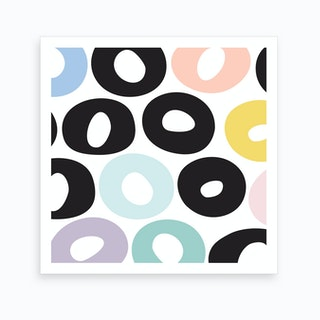 Cheerio Art Print