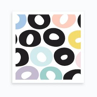 Cheerio Art Print