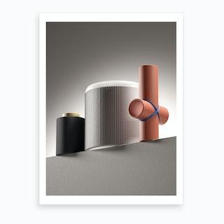 Objet Trouve 2 Art Print