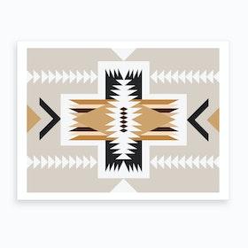 Mineral Sands Art Print
