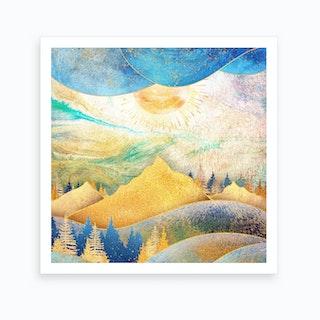 Beauty Of Nature Iii Art Print