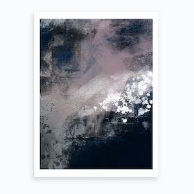 Oil Bright Iv Art Print