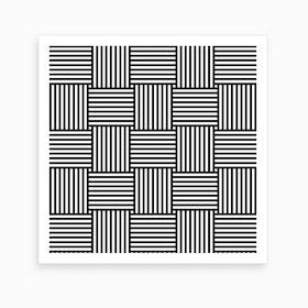 Interlock 1 Art Print