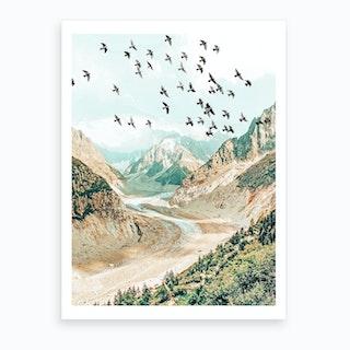 Apricity Ii Art Print