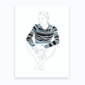 Emmy Art Print
