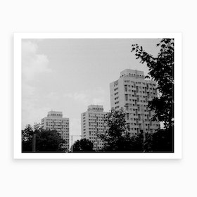 A Place I Used To Know Art Print