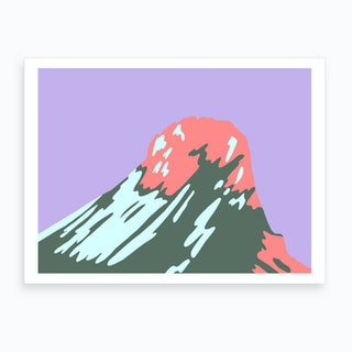 Paradiski Art Print