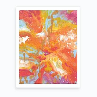 Ocaso Art Print