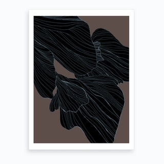 Night Petals Art Print