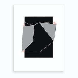 Gray Cover Ii Art Print
