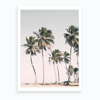 Island Dreams Art Print