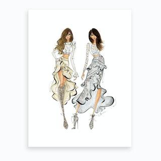 Zimmerman Art Print