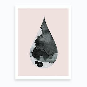 Drop No. 12 Art Print