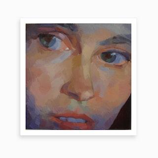 eye Am 9 Art Print