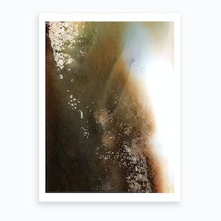Agate Art Print