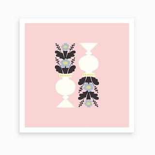 Flower Arrangement 6 Art Print