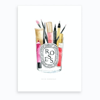 Diptyque Make Up Ok Art Print
