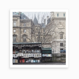 Paris Seine Art Print