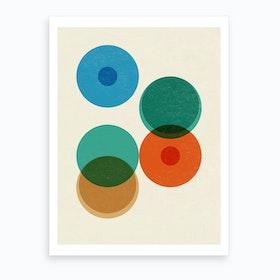 Division I Art Print