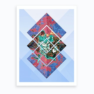 Geometric XXII Art Print