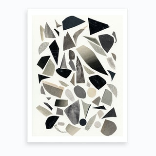 Abstract 012 Art Print